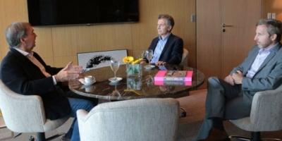 Mauricio Macri comenzó a reunirse con gobernadores