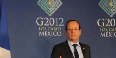 François Hollande visitará la Argentina en febrero y se reunirá con Mauricio Macri