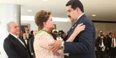 Dilma Rousseff no invocará la cláusula democrática del Mercosur contra Venezuela