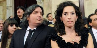 La esposa de Máximo Kirchner será ministra de Salud de Santa Cruz