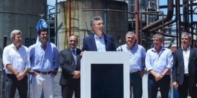 """Macri, en Tucumán: """"El Norte va a ser un gran motor para el crecimiento de Argentina"""""""