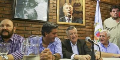 """José Luis Gioja cree que el PJ necesita """"una conducción colegiada"""""""