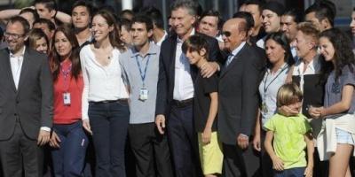 """Macri dijo que su gobierno """"está comprometido en reducir la inflación"""""""