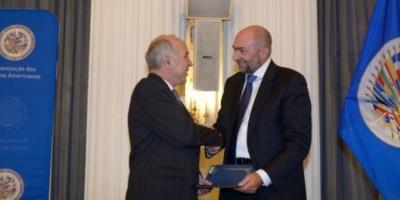La OEA distinguió a Lorenzetti y a otros jueces americanos por su compromiso ambiental