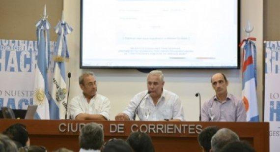 Impacto corrientes com habilitan formulario y turnero for Tramites web ministerio del interior