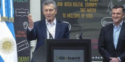 Macri anunció que Globant invertirá $1.200 millones y generará cinco mil empleos