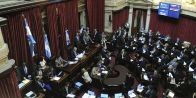 El Senado aprobó el proyecto que prohíbe despidos por seis meses