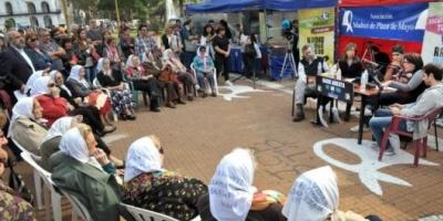Se cumplen 39 años de la primera ronda de las Madres en la Plaza de Mayo