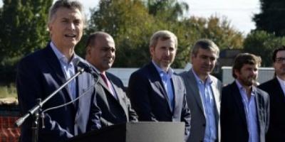 """En Tucumán, Macri dijo que las centrales obreras """"tienen derecho a expresarse"""""""