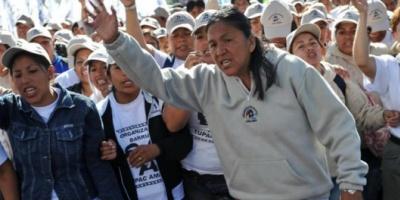 Jujuy: allanaron la casa de Milagro Sala y los domicilios vinculados a la Tupac Amaru