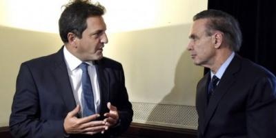 Cepo laboral: tras reunirse con Pichetto, Massa está dispuesto a votar el proyecto opositor