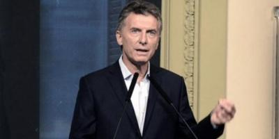 """Macri: """"Acá no hay problema de ola de despidos masivos, pero sí de estancamiento"""""""
