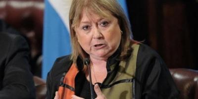 """Malcorra dijo en el Senado que """"hay que desideologizar la política exterior"""""""