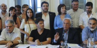 El FPV-PJ denunciará a Michetti por no enviar proyecto de ley antidespidos a Diputados