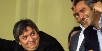 Máximo Kirchner y Larroque se presentaron como querellantes en una causa de Jujuy