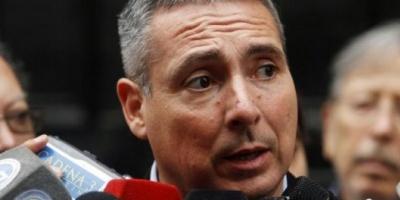 Stinfale negó los cargos pero quedo detenido por la fiesta de Costa Salguero