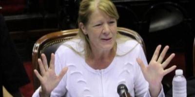 """Stolbizer: """"A Báez le conviene callarse la boca y esperar una condena leve"""""""