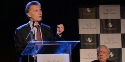 """Macri: """"Recibimos un Estado alejado de la resolución de los problemas de la gente"""""""