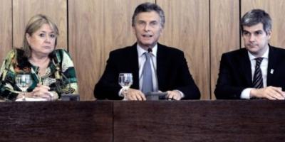 """Macri: """"La postulación de Malcorra es coherente con lo que intentamos, que es volver al mundo"""""""