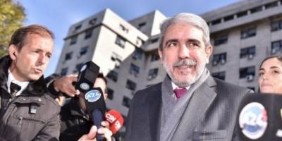 El Gobierno denunció a Aníbal Fernández por un subsidio de 56 millones al hockey