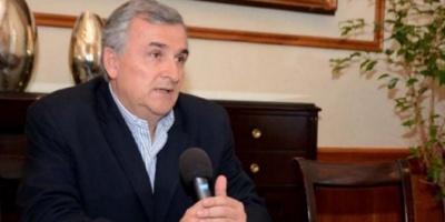 La UCR de Jujuy denunció amenazas de muerte contra Gerardo Morales