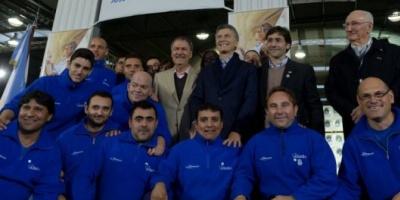 Macri ratificó que el Estado no interferirá con las iniciativas privadas