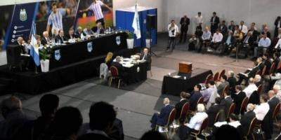 La Inspección General de Justicia suspendió las elecciones en la AFA