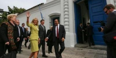 Jill Biden visitó la emblemática Casa de Tucumán