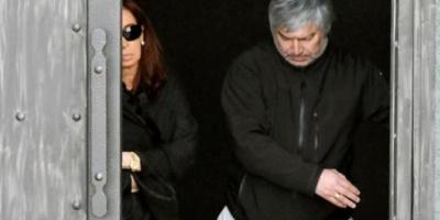 """Lázaro Báez: """"Mientras Cristina se está limando las uñas, yo estoy preso"""""""