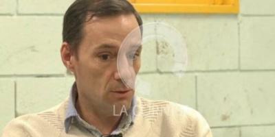 """Martín Lanatta habló desde la cárcel: """"Yo recaudaba para Aníbal Fernández y él lo hacía para Cri"""