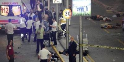 Ya son 39 los muertos y 147 los heridos en el atentado en el aeropuerto de Estambul