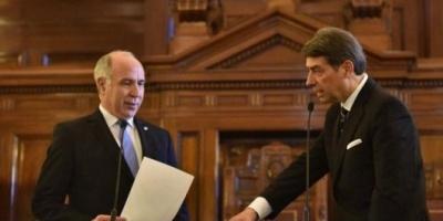 Rosatti juró como ministro en la Corte y se comprometió a luchar contra la corrupción