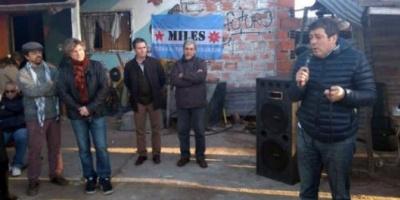 """Fernando Esteche, junto a Mariotto y Boudou: """"Vamos a ayudar a que el Gobierno se caiga"""""""