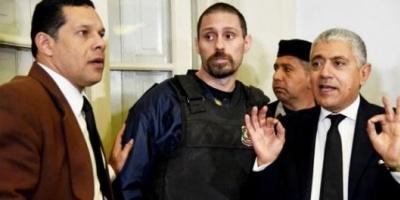 Triple crimen de Rodríguez: Pérez Corradi pidió que lo extraditen a Argentina