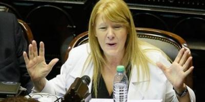 """Margarita Stolbizer: """"Elisa Carrió tiene la mala costumbre de descalificar todo lo que no hace ella"""""""