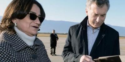 """""""Esconder las cosas debajo de la alfombra no trae soluciones"""", dijo Macri"""