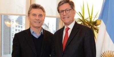 Macri recibió al director de la ONG Human Rights Watch