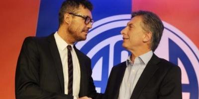 Tras los roces, Macri recibirá este miércoles a Marcelo Tinelli en la Quinta de Olivos