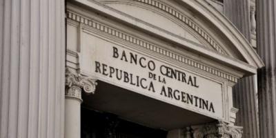 El BCRA mantiene en 30,25% la tasa de interés de los Lebac a 35 días de plazo