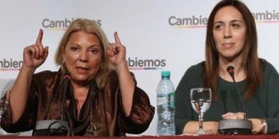 Vidal se reunió con Carrió: hubo gestos de distensión pero ratificó al jefe de la Bonaerense