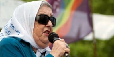 """La DAIA calificó los dichos de Hebe de Bonafini contra Macri como """"inaceptables"""""""