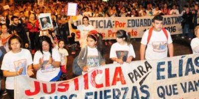 """""""Rosario sangra"""": multitudinaria marcha para reclamar seguridad y justicia"""