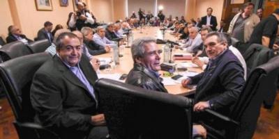 La nueva CGT pedirá reuniones con ministros, empresarios y la Iglesia