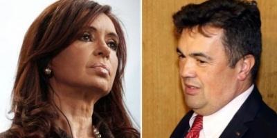 Cristina Kirchner volvió a atacar al fiscal Marijuán por la difusión de un mensaje de voz de WhatsApp