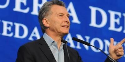 Antes de viajar a Qatar, Macri lanza un programa contra el narcotráfico