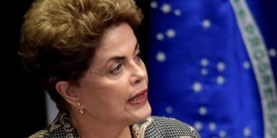 """Rousseff denuncia que es víctima de un golpe para instalar un gobierno """"usurpador"""""""