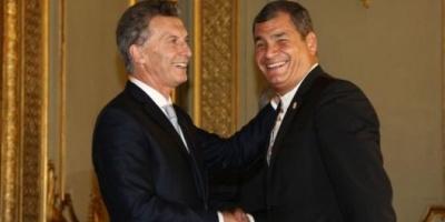 """Precios: el gobierno de Macri estudia aplicar la """"Ley de Góndolas"""" que Rafael Correa impuso en Ecuador"""