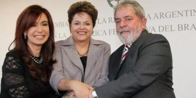 "Cristina Kirchner publicó una ""carta urgente"" que le mandó Lula Da Silva por Dilma Rousseff"