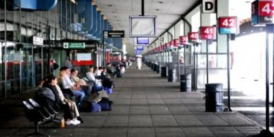 La UTA lanzó un paro de media y larga distancia en reclamo de seguridad en Retiro