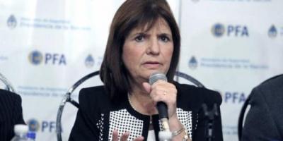 """Bullrich pidió investigar """"connivencia"""" del Estado en la expansión del narcotráfico"""